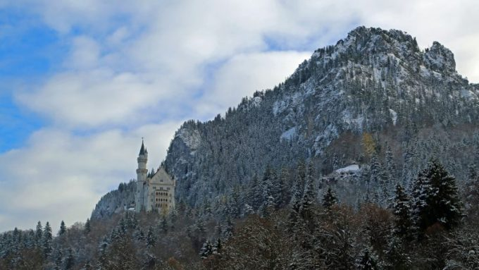 Exploring Neuschwanstein and Linderhof Castles with Viking River Cruise Tour