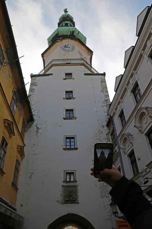 Bratislava Walking Tour with Viking River Cruises
