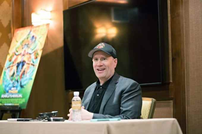 Exclusive Interview with Marvel Studios President Kevin Feige