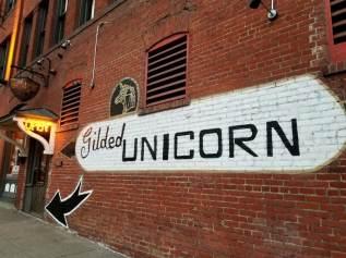 Gilded Unicorn Spokane