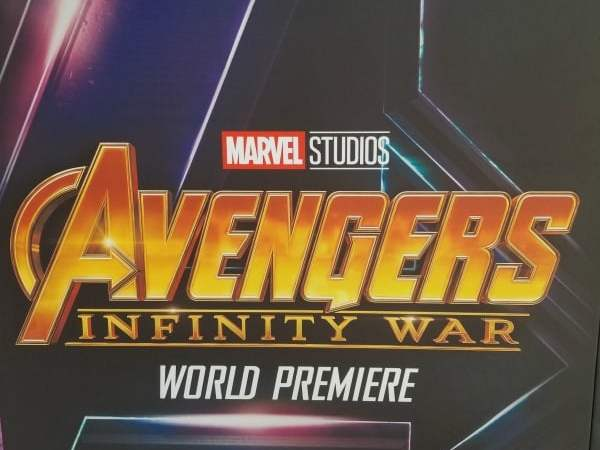 Marvel AVENGERS: INFINITY WAR World Premiere Photos #INFINITYWAREVENT #AVENGERS #INFINITYWAR