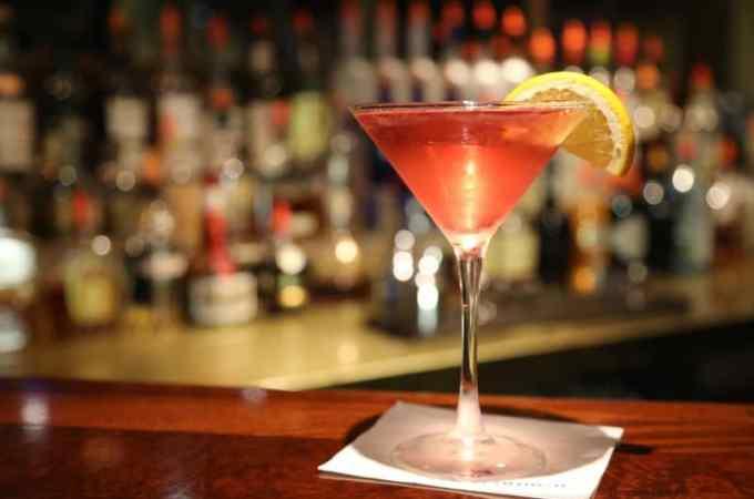 Caribbean Sunset Martini Recipe