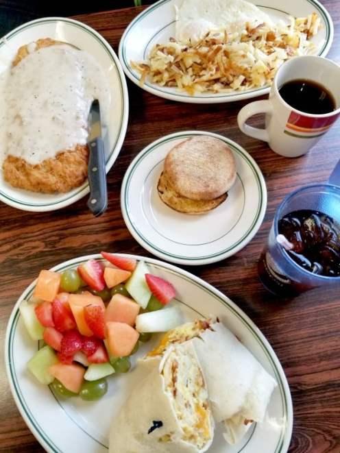 Sky Way Cafe Spokane Breakfast