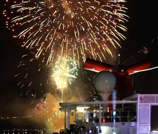 Carnival Horizon Naming Ceremony and Inaugural Event NYC