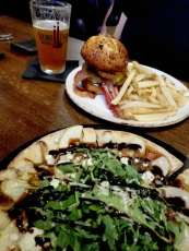 Steamplant Spokane Pizza and Burger