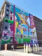Grand Rapids Public Art Mural