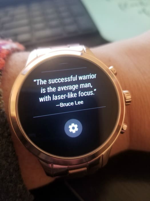 Michael Kors Smart Watch with Wear OS by Google from Best Buy