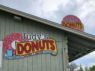 Judy's Donuts Oakhurst CA