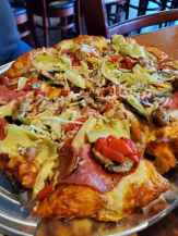 Me-N-Eds Pizzaria Tuscan Harvest Pizza