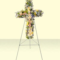 Angel Cross from Tammys Floral