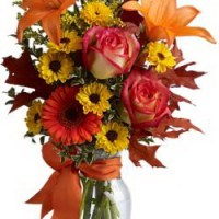 Burst of Autumn from Tammys Floral