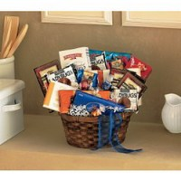 Chocalate Lovers Basket from Tammys Floral