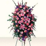 Precious Standing Spray from Tammys Floral