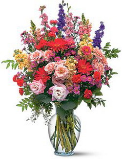 Sunshine & Smiles from Tammys Floral