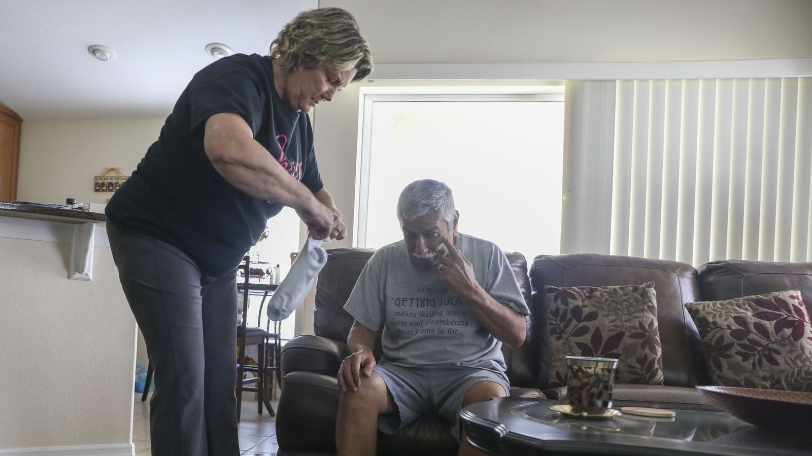 many florida caregivers are suffering