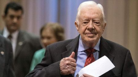 Jonathan Alter's Portrait Of Jimmy Carter Shows 'His Very Best'