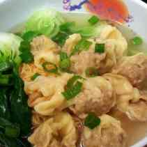 Perfect Wonton Soup
