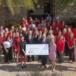 Neal Communities raises $10,000 for heart health