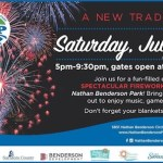 SANCA Starts a New Tradition with Holiday Fireworks at Nathan Benderson Park