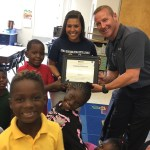 Two Tampa Teachers Honored