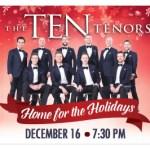 Home for the Holidays with The TEN Tenors