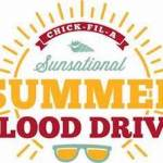 Chick-fil-A® Hosts Sunsational Summer Blood Drive