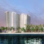 BTI Partners Announce Luxury Condominium Tower Residences on Waterfront Peninsula at Westshore Marina District