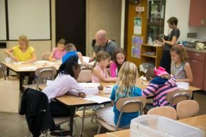 Polk Museum Of Art Received Macys Grant For After School Art Program