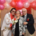 The Watermark at Trinity hosts Vegas-Style Vow Renewal on Valentine's Day