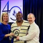Coastal Orthopedics honored with Outstanding Employer Award