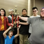 SCF's Brain Bowl Team Takes Second at National Tournament