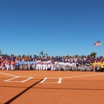 Opening Ceremonies for Madeira Beach Youth Baseball and Softball