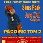 The City of New Port Richey Parks and Recreation Department presents Summertime in the City at Sims Park sponsored by Dan Wright Corporation