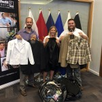 Community member donates business suits for veterans served by Goodwill Manasota