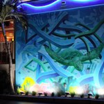Bilmar Beach Resort Embraces Art in Public Places with New Mural