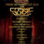 Art, Rhythm & Culture Festival Presents The Cosmic Guide Experience
