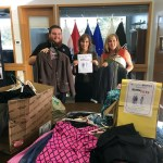 Everglades University, Goodwill partner on Suits for Vets donation drive