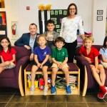 Area school recognized for environmental stewardship
