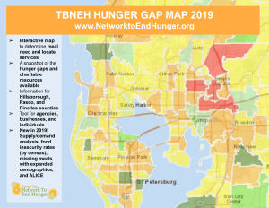 Network to End Hunger Releases Update to Hunger Gap Map for ...