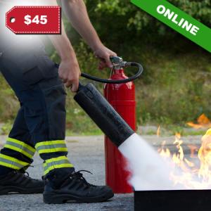Fire Extinguisher On-Line Training