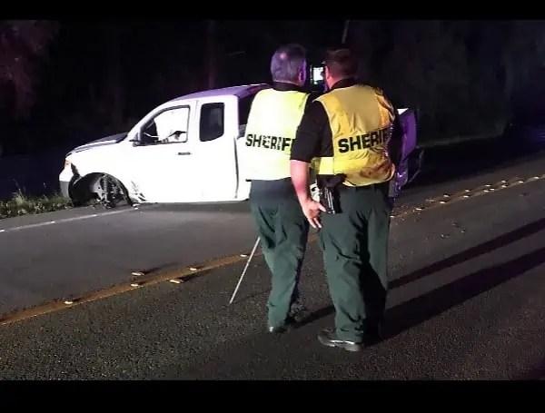 polk county sheriff accident on SR60 Lake Wales