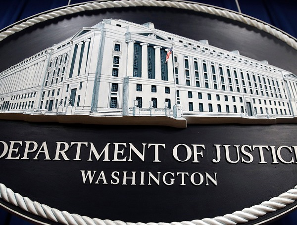 the department of justice DOJ