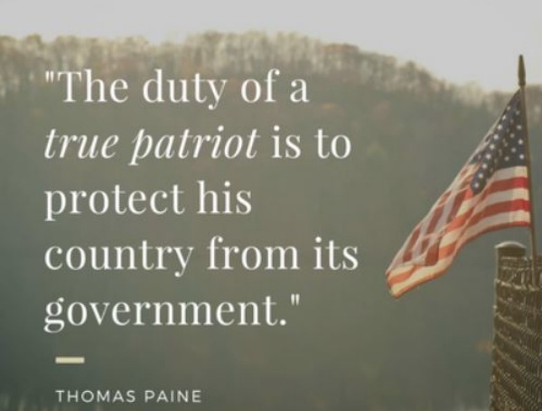 US Patriot Meaning