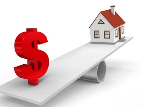 united states home values up