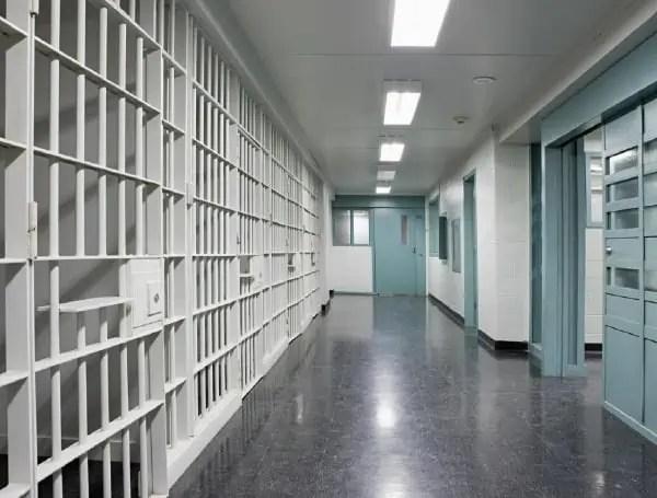 Jail Arrest Prison Criminal