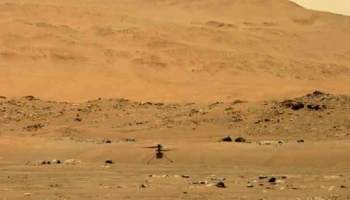 Mars Helicopter Ingenuity has Successful First Flight (1)