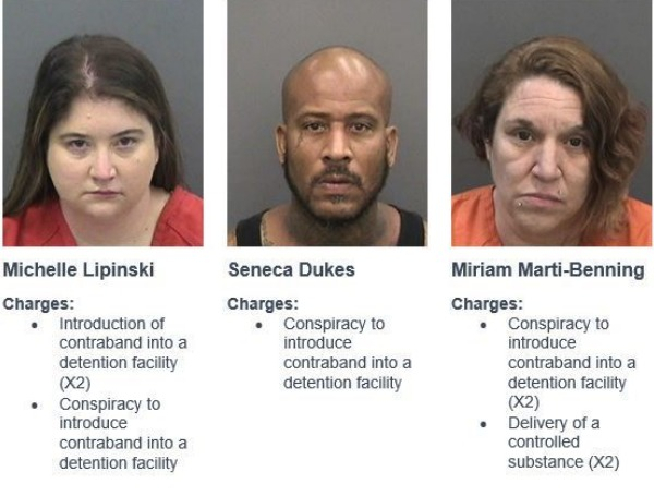 Hillsborough County Jail Drugs