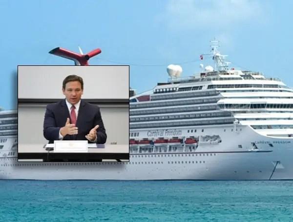 DeSantis Florida Cruise For KIds