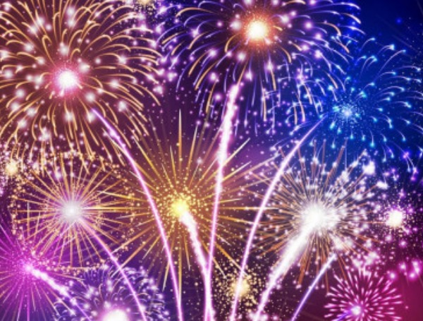 Temple Terrace Fireworks