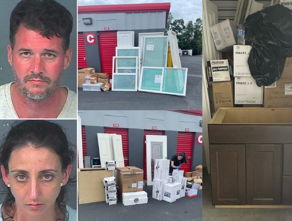 Multiple Burglaries In Hernando County